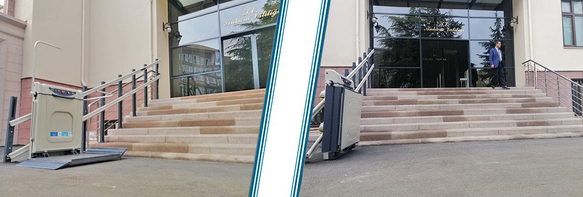 merdiven asansör teknolojileri